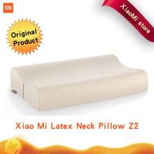Оригинальный продукт 2017 Xiaomi 8 H Z2 натуральный латекс эластичный мягкая подушка для шеи подушки защиты тайский натуральный латекс больше новых технологии