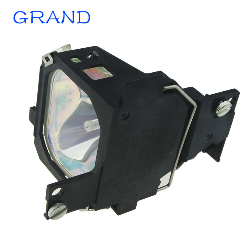 Replacement Projector Lamp ELPLP07 / V13H010L07 for EPSON EMP-5550 / EMP-7550 / PowerLite 5550C / PowerLite 7550C Happybate