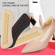 1 пара стикеров для обуви, толстые/тонкие стельки для ухода за ногами, противоизносные стельки для ног на полярда, гелевые стельки на высоком каблуке