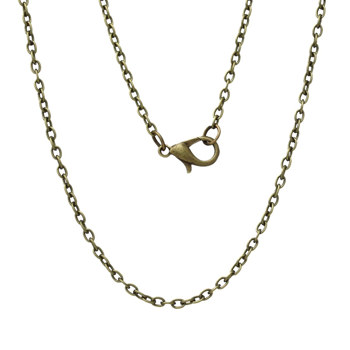 8SEASONS Jewelry Necklace Antique Bronzes