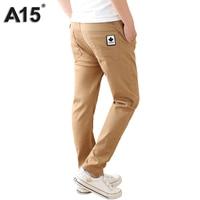 A15 Boys Pants Cotton Long Kids Pants For Children Kids Boy Casual Sport Trousers Spring Autumn