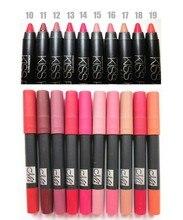 A prueba de humedad Impermeable beso de Larga Duración crayón lápiz de labios mate Lápiz Labial marca de maquillaje de labios bálsamo pomada RP2