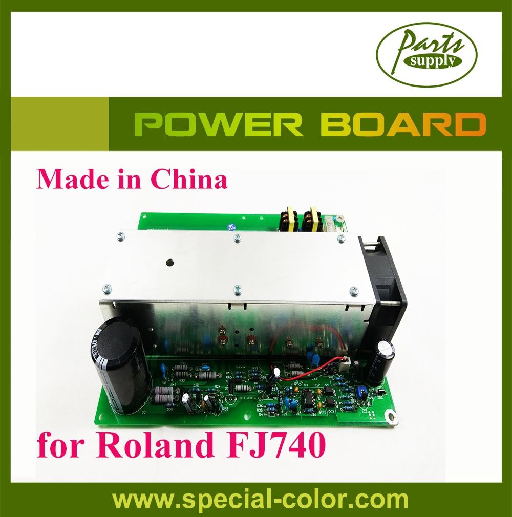 New Arrival! Roland FJ740 Power Board Compatible original roland print carriage board w700241211 for fp 740 printer