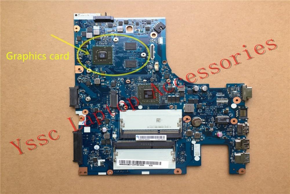 Gratis Verzending Nieuwe NM A281 moederbord Voor Lenovo G40 45 Laptop moederbord (Voor AMD videokaart) CPU Voor AMD A8 6410 Test OK-in Moederborden van Computer & Kantoor op AliExpress - 11.11_Dubbel 11Vrijgezellendag 1