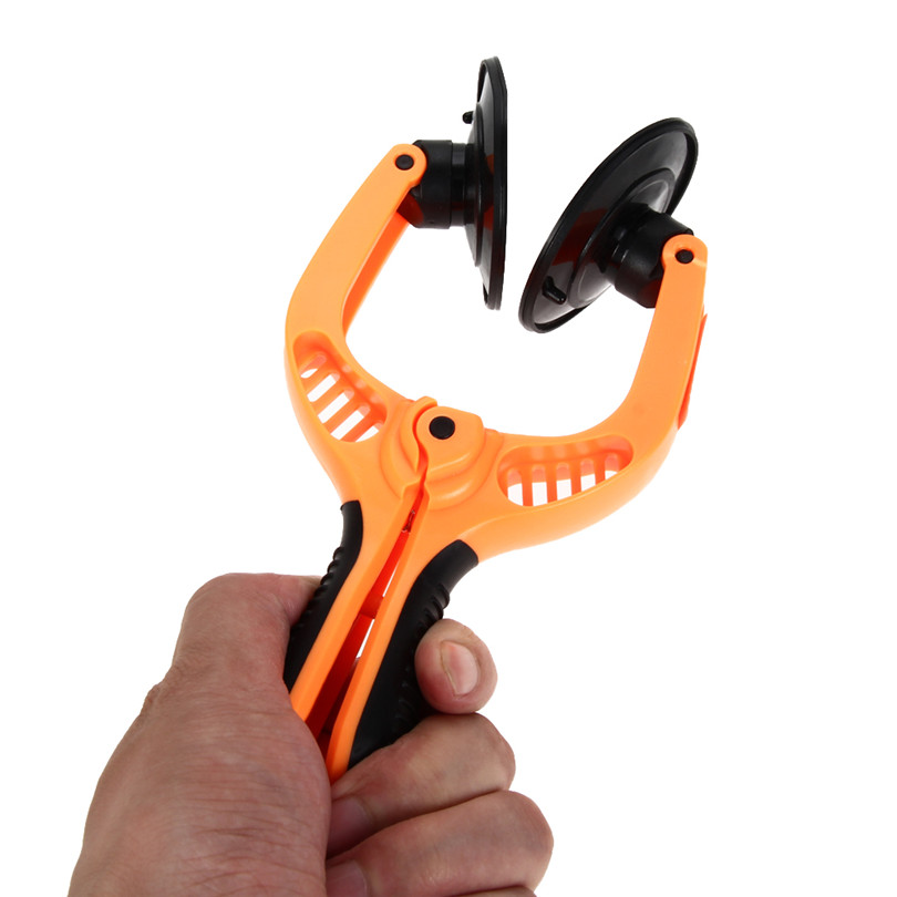 JM-OP10 Phone LCD Screen Opening Pliers Suction Cup Double Separation Clamp Plier DIY Phone Repair Tool For IPhone Samsung