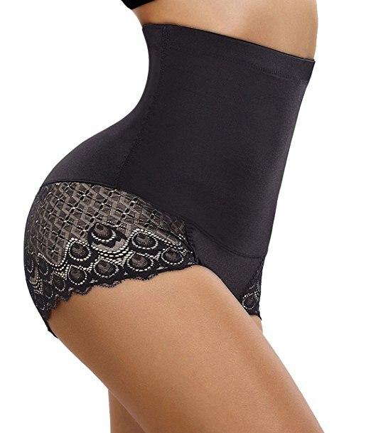 b620e082a ... Women Butt Lifter body Shaper Tummy Plus Size Control Panties Shapewear  Thongs Underwear booty tummy enhancer ...