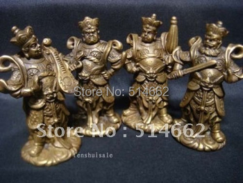 Four Heavenly Kings For Protection/Feng Shui AA406