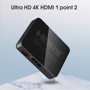 Image 4 - KEBIDU HDMI 1 ב 2 מתוך 1080p 4K 1x2 HDCP חשפנית 3D ספליטר כוח אות מגבר 4K HDMI ספליטר עבור HDTV DVD PS3 Xbox