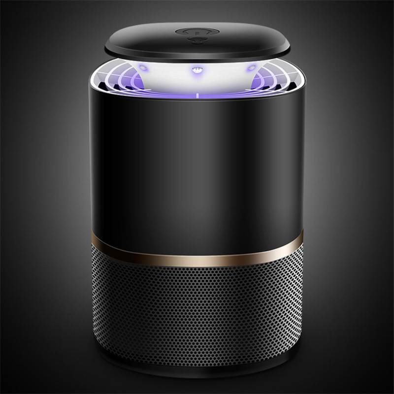 Photocatalyst Mosquito killer lamp Mosquito Repellent Bug Insect light Electronic Pest Control UV Light Killing Lamp mini night light insect mosquito repellent mosquito flies housefly home safe free shipping