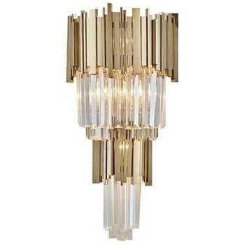 Moderne Lustre Crystal Led Wandlamp Goud Metalen Slaapkamer Led Wandlampen Armaturen Eetkamer Led Wandlamp Woonkamer blaker