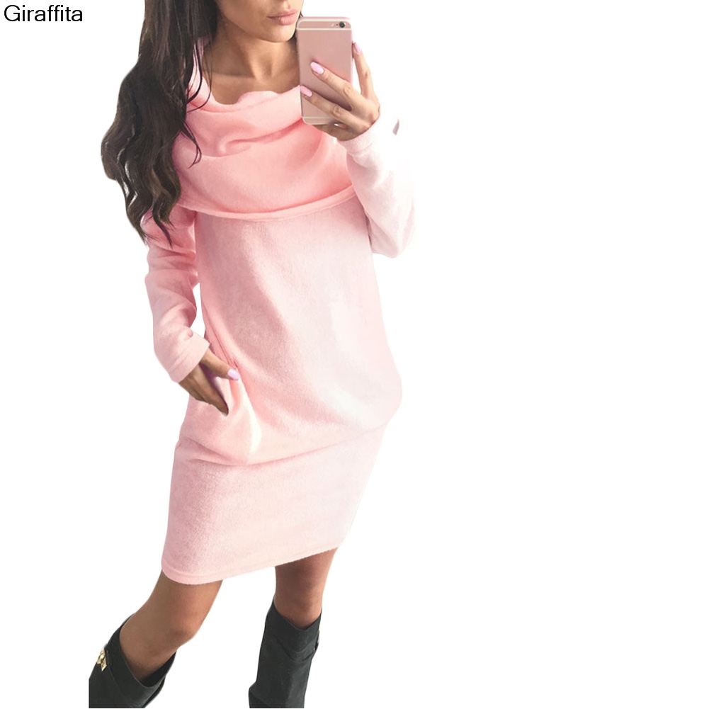 Dress Sweater Gift Lovely Perfect Goods 2017 Big Collar Practical Style Newest Creative
