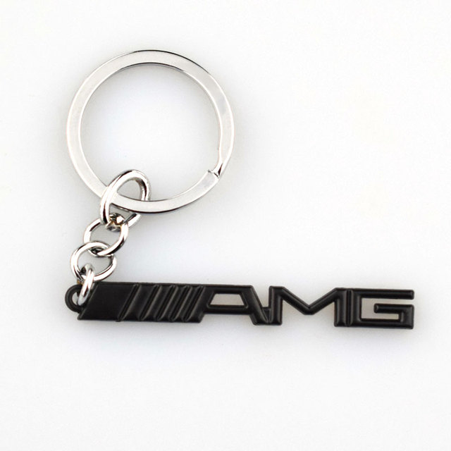 Mercedes-AMG Keychain