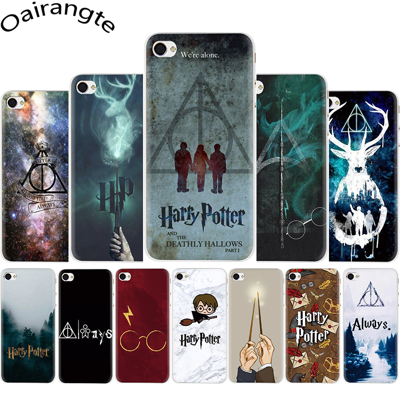 Harry Potter Hallows Hard Phone Cover Case For Iphone 5 5s SE 5C 6 6s 7 8 Plus X XR XS