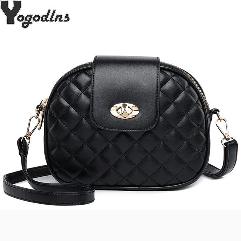 c321558c3168 2019 из искусственной кожи Для женщин мини-сумка через плечо плед сумка  женская сумка Твердые модная сумка с клапаном вечерние Сумочка-клатч .
