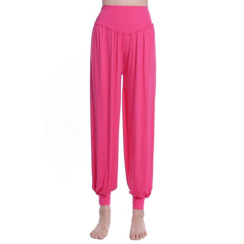⑧Livraison Gratuite Femmes de Yoga Lâche Pantalon de Sport Défaites ... 9a5da2f83d9