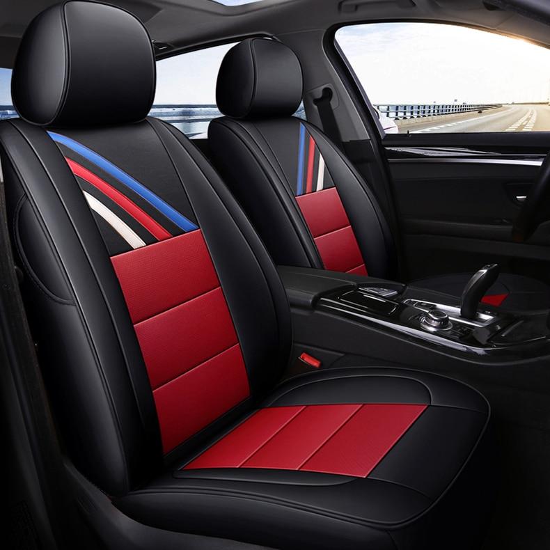 Custom Cowhide Car Seat Cover For Audi A5 A3 A4 A6 A7 A1