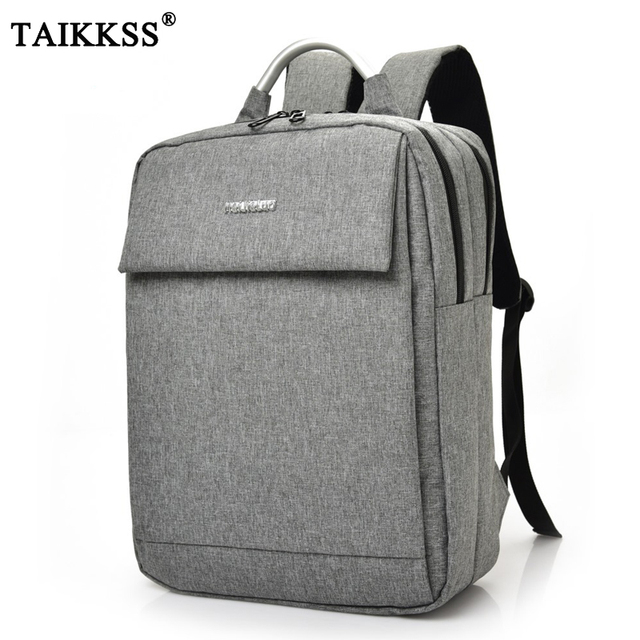 Minimalist Fashion Men S Backpacks For Laptop 14 15 Inch Notebook Computer Bags Backpack School
