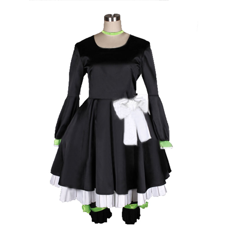 Black Rock Shooter Dead Master TV Animation Ver. Cosplay Costume Party Dress
