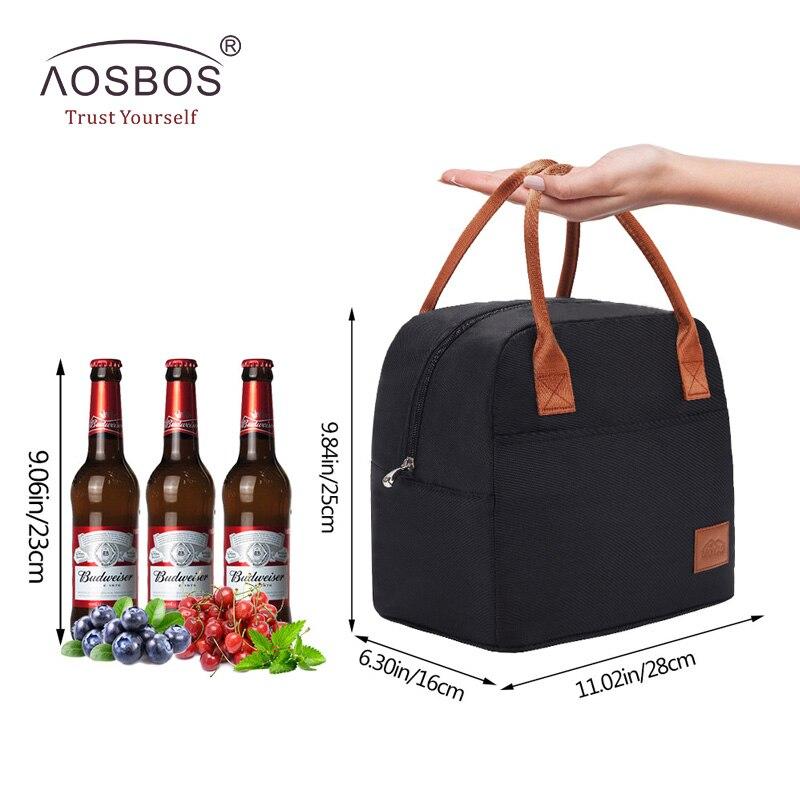 isolado viagens tote sacos de grande comida