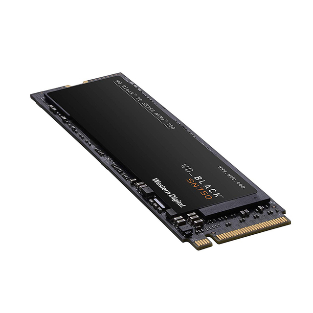 Western Digital SSD Black PCIe Gen3*4 500GB 1TB 2TB M.2 2280 Internal Solid State Drive PC Laptop Notebook for Laptop Internal