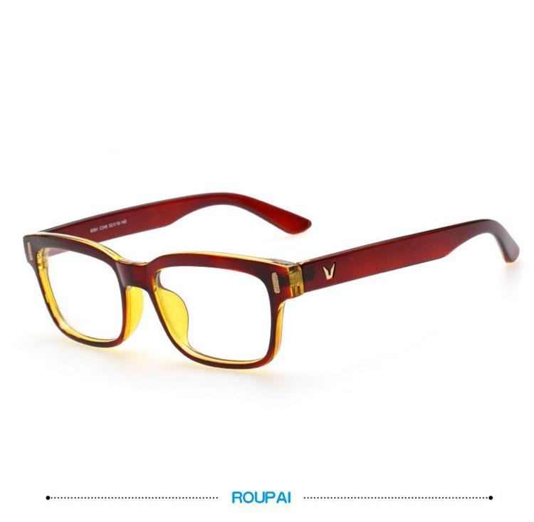 Vintage Brand Design Grade Eyewear eyeglass frames Eyeglasses Eye Glasses Frames For Women Plain optical mirror spectacle frame (22)