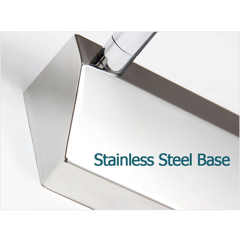 Lâmpadas de Parede do banheiro lâmpada de parede Características : Stainless Steel