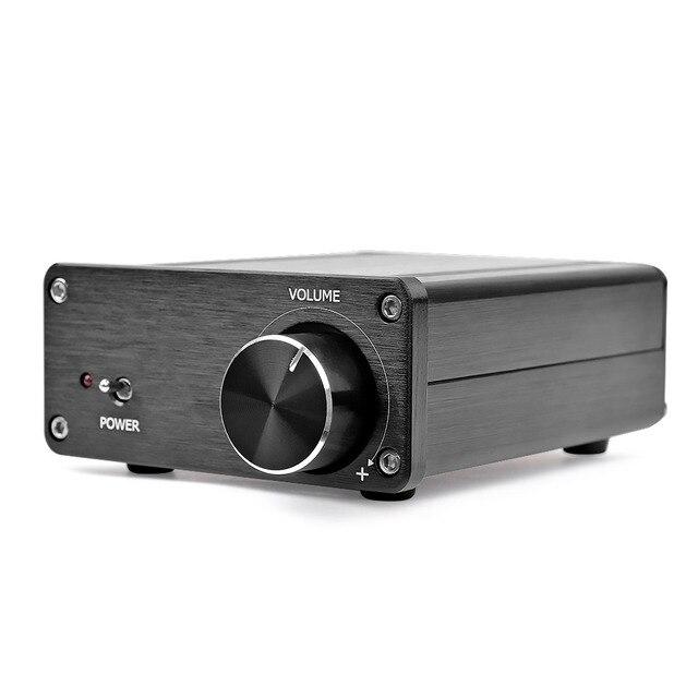 AIYIMA Mini HiFi TPA3116 2*50W ดิจิตอล Amplificador สเตอริโอเสียง Amp 2.0 Channel Class D เครื่องขยายเสียง