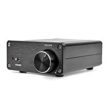 AIYIMA Mini HiFi TPA3116 2*50W Power Amplifier Digital Amplificador Audio Stereo Music Amp 2.0 Channel Class D Audio Amplifier