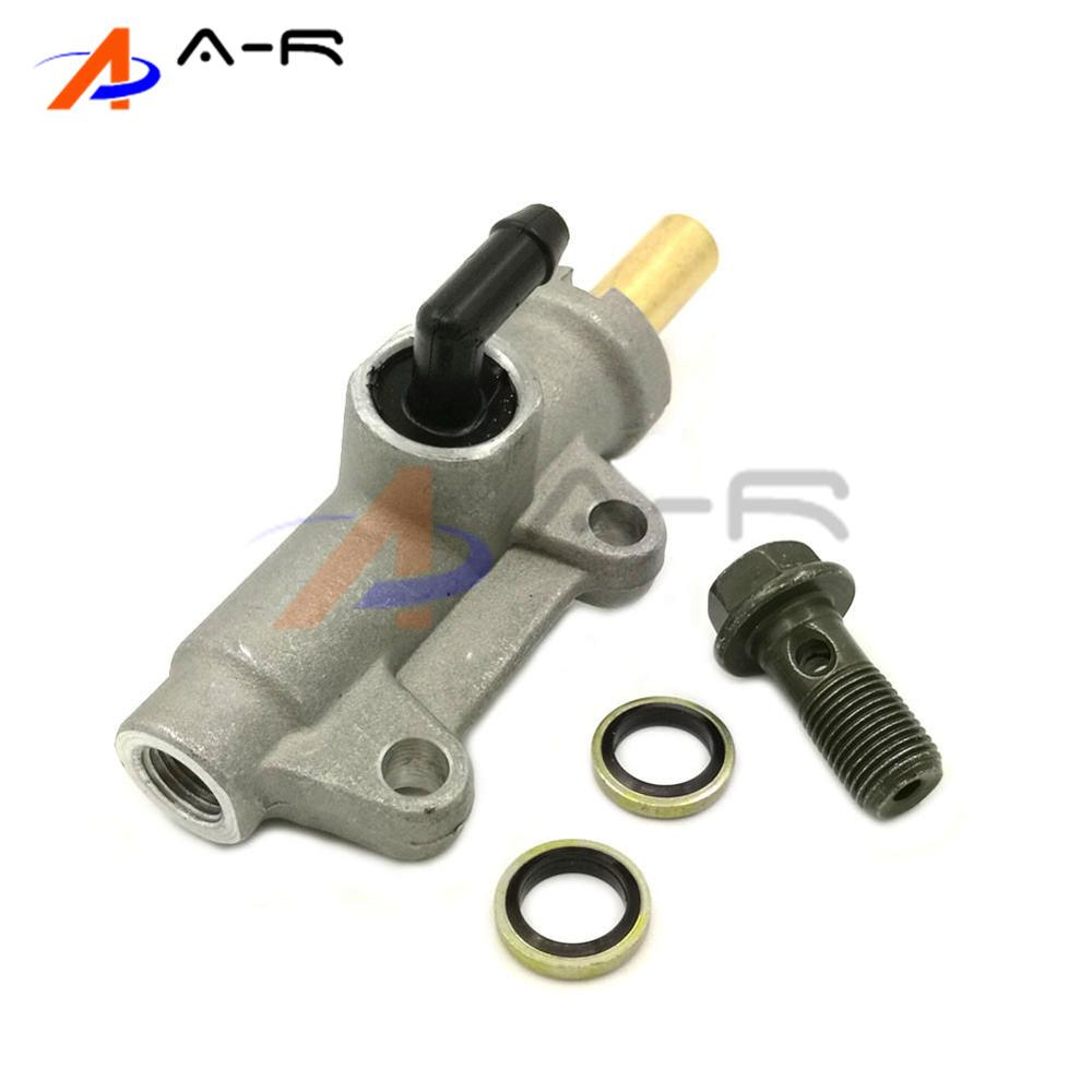 Rear Brake Master Cylinder for Polaris Trail Blazer 250/330/400 Magnum/Trail Boss 325/330 Scrambler 400/500 XPEDITION 325/425 image