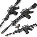 Edición limitada Gran Venta M4 Terminator Pistola de Juguete Eléctrico de Agua Ráfagas de bala Pistola de Paintball CS de Combate Al Aire Libre Negro Fresco Juguete pistola