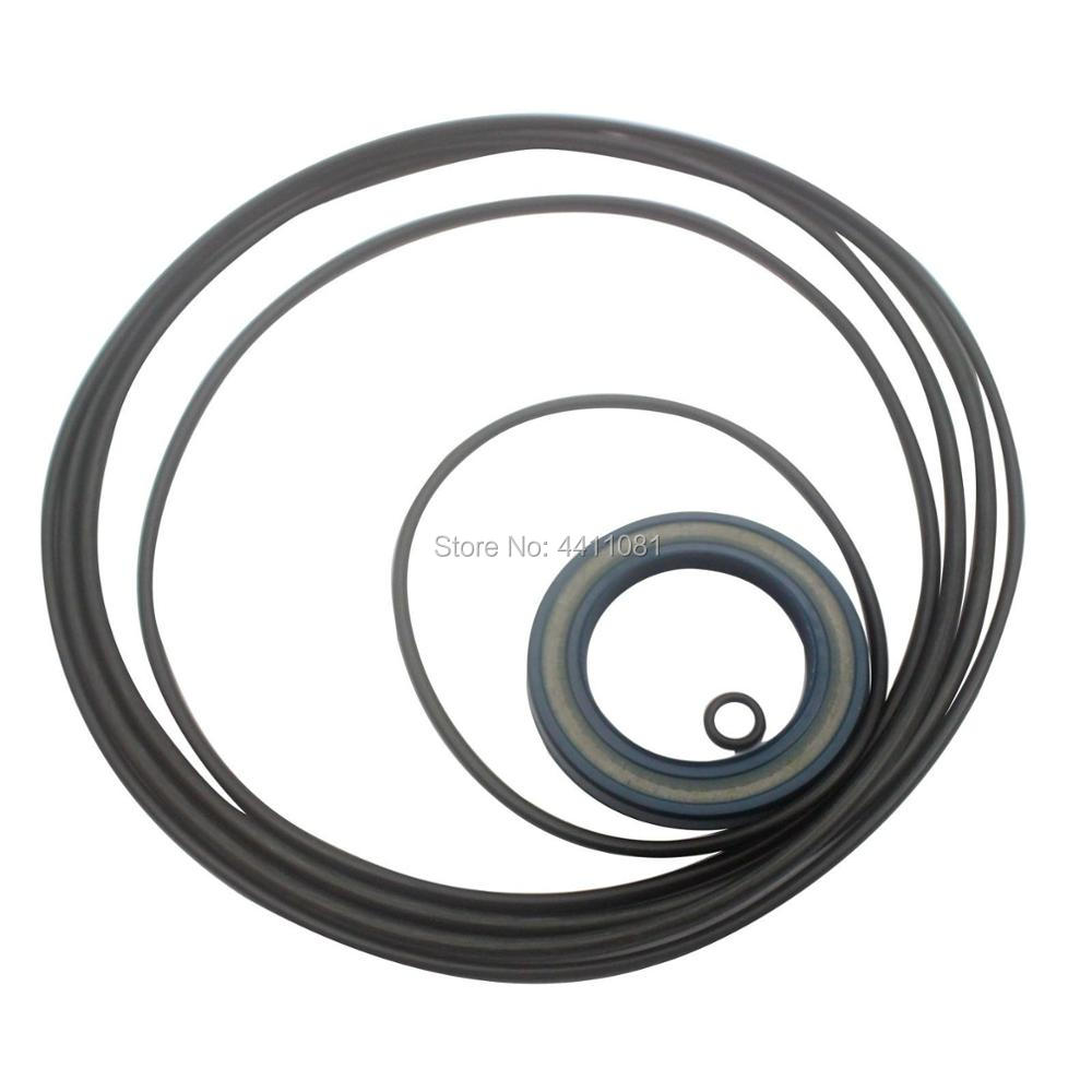 For Komatsu PC120-5 Travel Motor Seal Repair Service Kit Excavator Oil Seals, 3 month warranty for komatsu pc120 5 swing gear box seal repair service kit excavator oil seals 3 month warranty