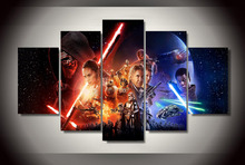 HD Printed Star Wars Movies Painting Canvas Print room decor print poster picture canvas Free shipping/ny-3043