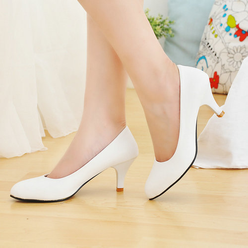 Hot sale drop shipping spring fashion party casual wholesale high heel shoes women s pumps YN903