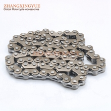 Scooter Camshaft Timing Chain 82 Links 10 for GY6 50cc 139QMB 139QMA Engine Scooter Moped