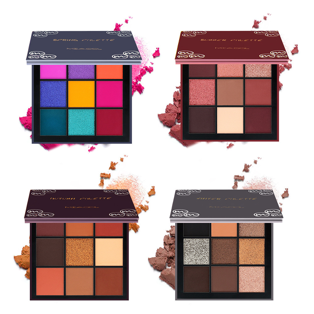 Site Map Comport Carpet Karpet Mercy C200 Deluxe 12cm Imagic Glitter Eyeshadow Palette 9 Color Pressed Shimmer Matte Eye Shadow Makeup Cosmetic Longlasting