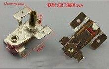 oil raditator heater parts thermostat 16A iron type