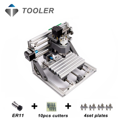 CNC1610 with ER11,mini cnc laser engraving machine,Pcb Milling Machine,Wood Carving machine,cnc router,cnc 1610,toys gift