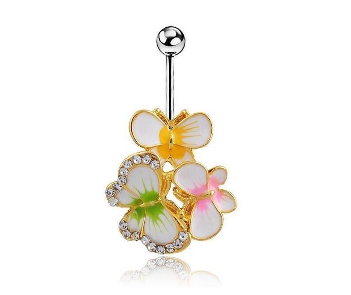 HTB16oGKOFXXXXcoXVXXq6xXFXXX6 Exquisite Body Piercing Jewelry Party Navel Ring - 18 Styles