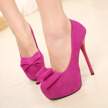 Designer Shoes Women Luxury 2016 Woman Pumps Round Toe High Heels Sapato Feminino Red Bottom Sapatos Chaussure Femme De Salto