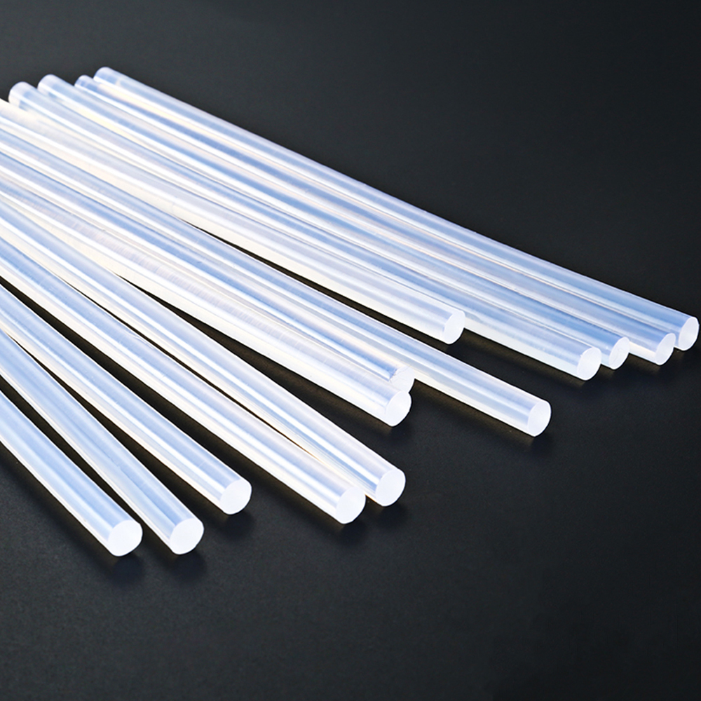 Glue Sticks 7mm 11mm 300mm 10Pcs/Lot Clear For Hot Melt Glue Gun Home DIY Industrial Manufacture Electric Glue Gun Craft