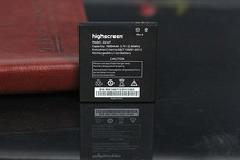 100% Новый Оригинальный 1600 мАч литий-ионная Батарея Batteria Для highscreen зера F rev. s С Номером отслеживания Бесплатно доставка
