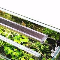 1 шт. SUNSUN ADE водное растение SMD светодиоидное освещение аквариум Chihiros 220 V 12 Вт 14 Вт, 18 Вт, 24 Вт, ультра тонкий Алюминий сплава для аквариума