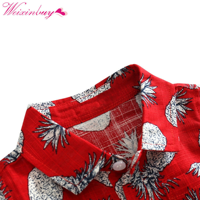 e1274985df030 US $8.52 18% OFF|Aliexpress.com : Buy Kids Clothes Baby Rompers Print  Hawaii Seaside Vacation Baby Rompers Fashion Baby Boy Clothes Baby Clothes  from ...