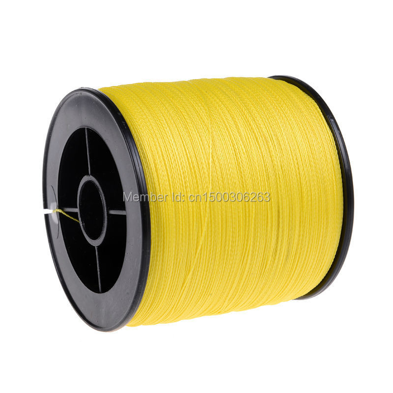 4 strands 500M yellow (3)