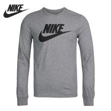 Original New Arrival  NIKE AS NIKE TEE-FUTURA ICON LS Men's Pullover Jerseys Sportswear цены онлайн