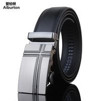 Man Business Belt Automatic Buckle Designer Belts Big Discount Luxury Brand Black Belts