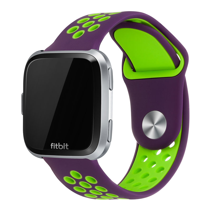 22mm Uhr Band Straps Für Fitbit Versa Atmungsaktive Ersatz Schnell Einfach Fit Strap Bands 61011 Um Das KöRpergewicht Zu Reduzieren Und Das Leben Zu VerläNgern