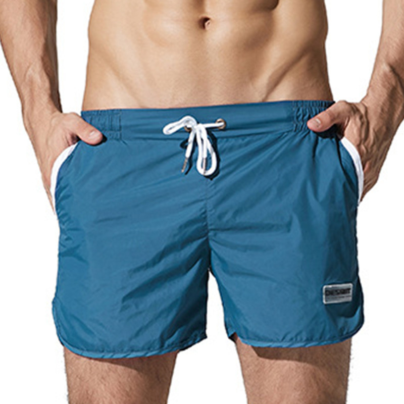 DESMIIT brand boardshorts men board shorts man bermuda surf short mens swimming shorts swimwear quick dry pocket beach shorts
