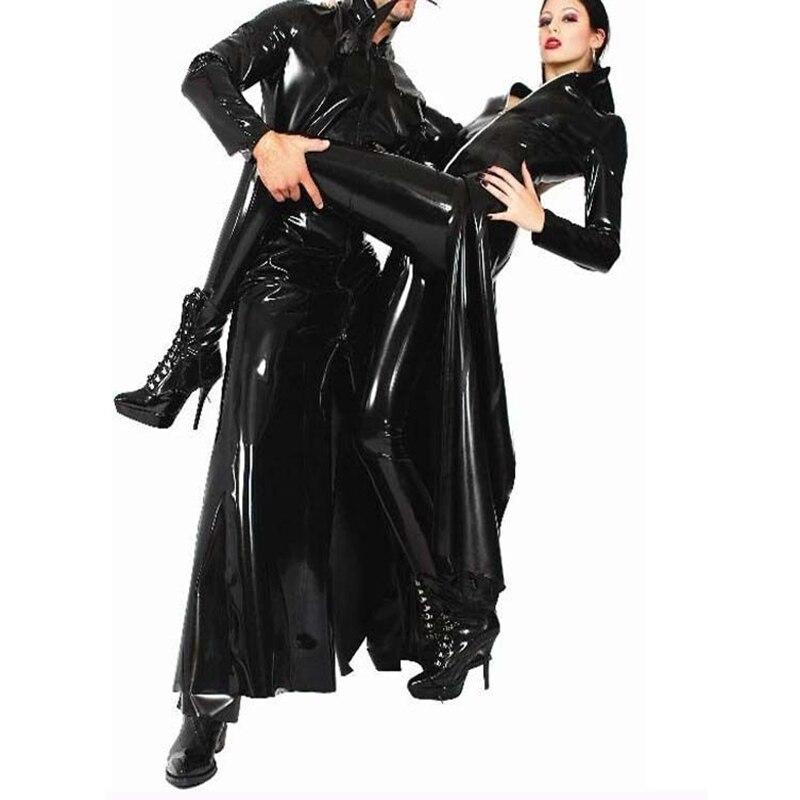 New Sexy Lady's PVC Leather Costume Sexy Game Uniform Bodysuit Clubwear Jumpsuit Women Catsuit Pole Dance Jumpsuit