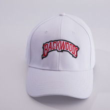 Hot sell High quality cotton Baseball Cap For Adult Men Women embroidery  backwoods Letter Hip Hop 44be7d842c11